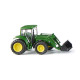 John Deere 6820S with front loader (N)